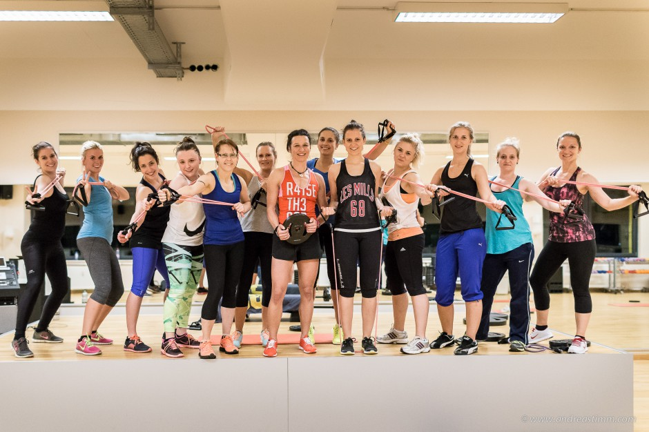 Wild And Fit - Fitness Studio Session