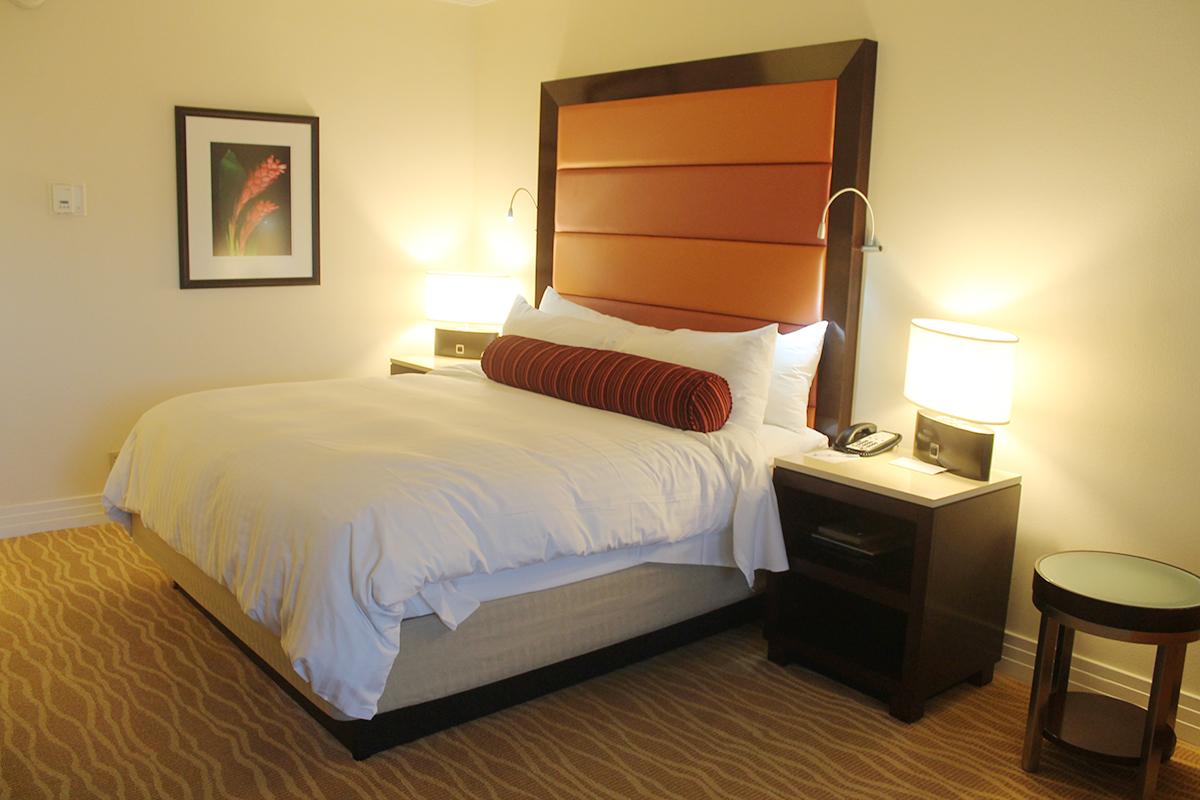 das sch nste bett auf kauai marriott beach resort wild fit. Black Bedroom Furniture Sets. Home Design Ideas