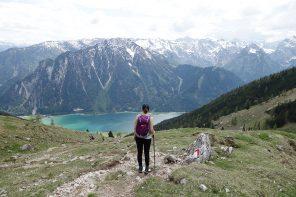 Hochiss über Dalfazer Wasserfall (2299m)