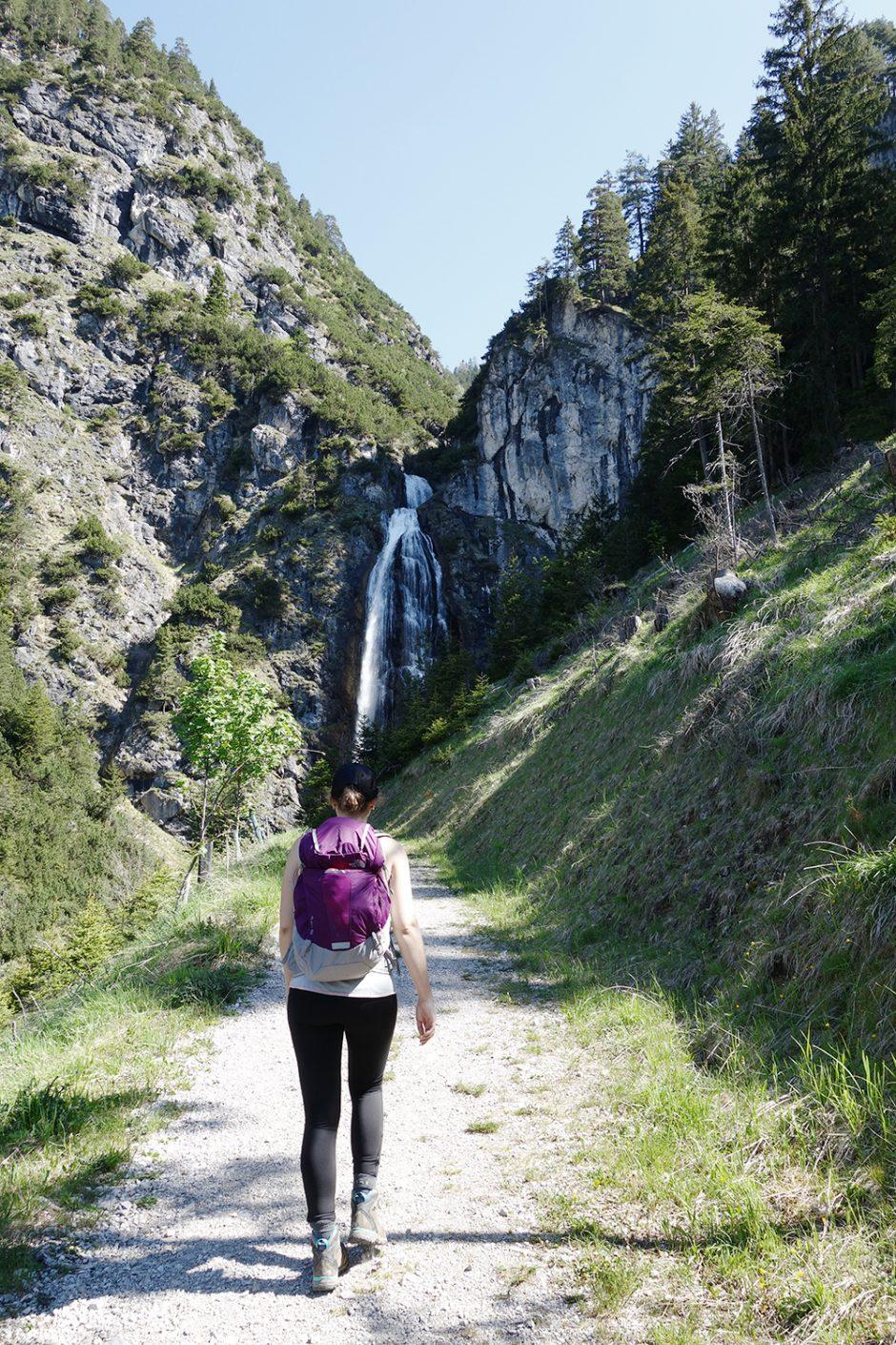 wildandfit-wandern-dalfazer-wasserfall-klettersteig-hochiss-achensee-rofan-4