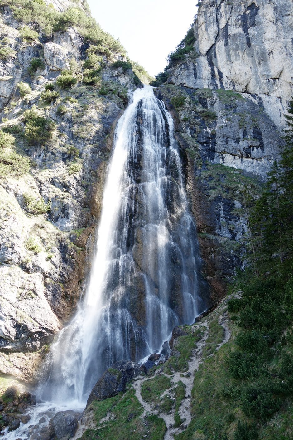 wildandfit-wandern-dalfazer-wasserfall-klettersteig-hochiss-achensee-rofan-6