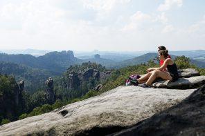Wander- und Kletterparadies Sächsische Schweiz