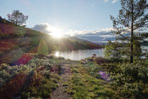 Ein Kurzbesuch in Norwegen