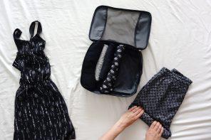 Minimal Packen für eine Wanderreise